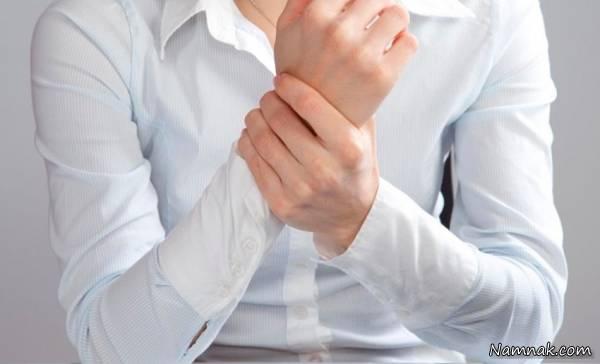 علل درد مچ دست